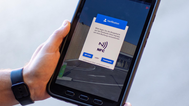 WebConnect Mobile Tablet